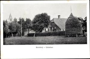 Ak Gelselaar Gelderland, Boerderij