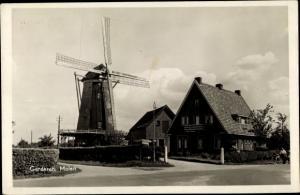 Ak Garderen Gelderland, Molen, Windmühle