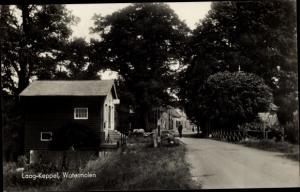 Ak Laag Keppel Gelderland, Watermolen, Wassermühle