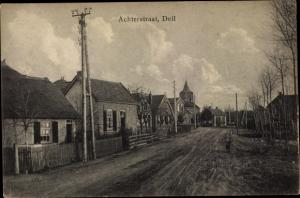 Ak Deil Gelderland, Achterstraat