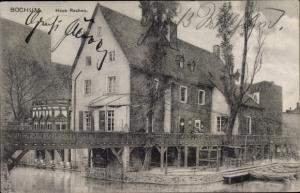 Ak Bochum im Ruhrgebiet, Haus Rechen