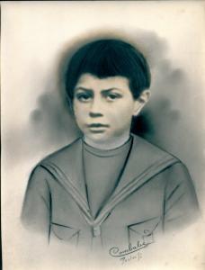 Foto Combalie, Henri, Toulouse, Portraitfotografie, Junge