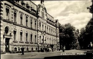 Ak Luckenwalde in Brandenburg, Postamt