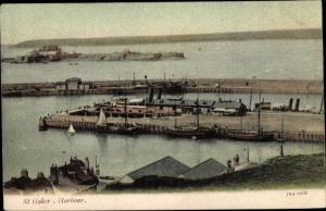 Ak Jersey Kanalinseln, St Helier, Harbour