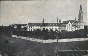 Ak Mehrerau Voralberg Österreich, Kloster