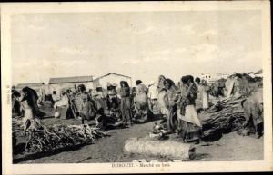Ak Djibouti Dschibuti, Marché aux bois
