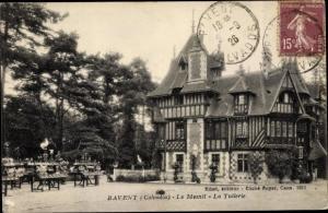 Ak Bavent Calvados, Le Mesnil, La Tuilerie