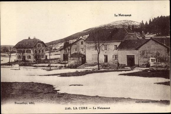 Ak La Cure Kanton Waadt, Le Noirment 0