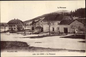 Ak La Cure Kanton Waadt, Le Noirment