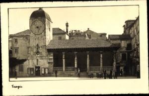 Ak Trogir Kroatien, Kirche