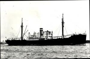 Foto Ak HAPAG Dampfer Patricia, 1928