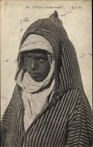 Ak Tunis Tunesien, Jeune Arabe, Araber, Maghreb