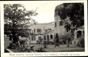 Ak Saint Thomas Amerikanische Jungferninseln, Blue Beards Castle Hotel