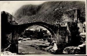 Ak Mostar Bosnien Herzegowina, Stari most
