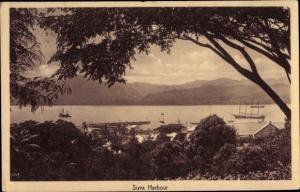 Ak Suva Fidschi, Harbour, Hafen