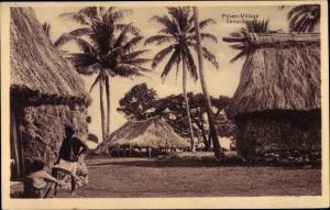 Ak Suva Fidschi, Fijian Village