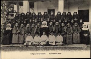 Ak Laos, Religieuses laosiennes, Laos native nuns