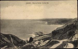 Ak Jersey Kanalinseln, Baie du Bouley, Bouley Bay