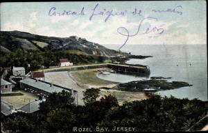 Ak Jersey Kanalinseln, Rozel Bay