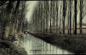 Ak Claye Souilly Seine et Marne, La Beuvronne