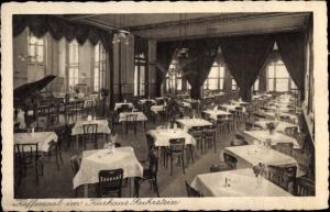 Ak Bredeney Essen im Ruhrgebiet, Kurhaus Ruhrstein, Innenansicht