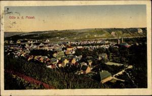 Ak Güls Koblenz am Rhein, Panorama