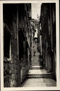 Ak Dubrovnik Kroatien, Boskoviceva ulica