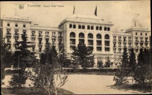 Ak Portorož Portorose Slowenien, Grand Hotel Palace