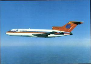 Ak Deutsches Passagierflugzeug, Hapag Lloyd, Boeing 727