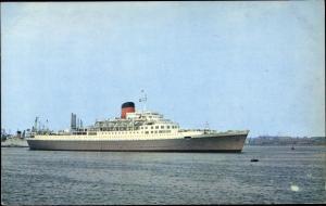 Ak Steamer Windsor Castle, Dampfschiff, Union Castle Line