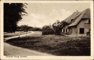 Ak Hoog Soeren Gelderland Niederlande, Gezicht