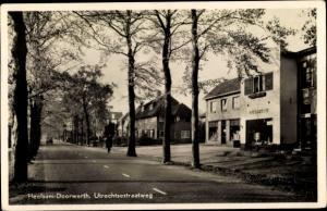 Ak Doorwerth Heelsum Gelderland, Utrechtstraatweg