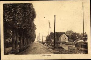 Ak Zuidbroek Groningen Niederlande, Diepstreek