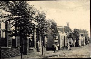 Ak Zuidbroek Groningen Niederlande, Meubelmagazijn A. M. Garrelts, Spoorstraat