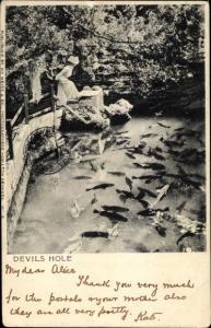 Ak Bermuda, Devil's Hole