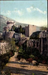 Ak Dubrovnik Kroatien, Tvrdava Minceta, La fortresse Minceta