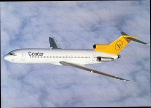 Ak Deutsches Passagierflugzeug, Condor, Boeing 727 200