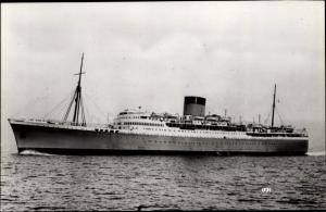 Foto Ak Steamer Edinburgh Castle, Dampfschiff, Union Castle Line