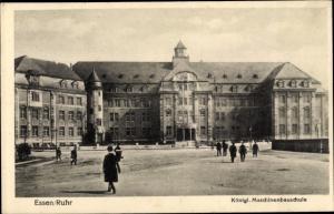 Ak Essen im Ruhrgebiet, Königliche Maschinenbauschule