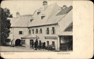 Ak Hinterbrühl in Niederösterreich, Höldrichsmühle, Außenansicht