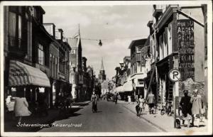 Ak Scheveningen Den Haag Südholland, Keizerstraat