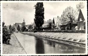 Ak Rotterdam-Zuid Südholland Niederlande, Lange Geer