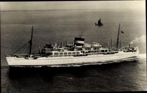 Ak Steamer Kenya, Dampfschiff, British India Steam Navigation Company