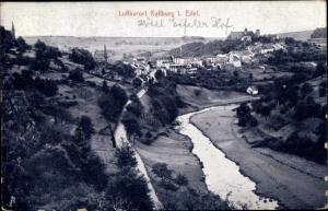 Ak Kyllburg in der Eifel, Panorama