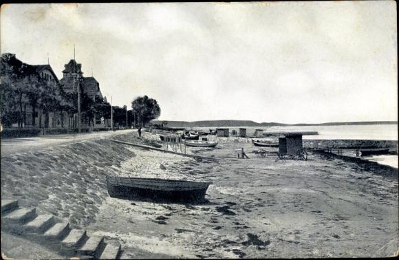 Ak Niendorf Timmendorfer Strand, Strandpromenade 0