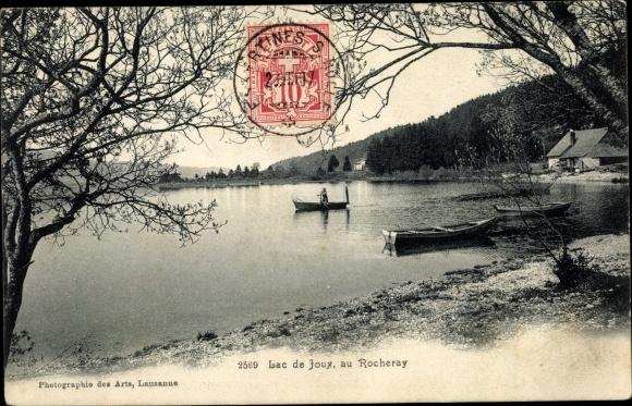 Ak Le Rocheray Kanton Waadt, Lac de Joux 0