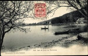 Ak Le Rocheray Kanton Waadt, Lac de Joux
