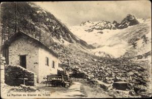 Ak Trient Martigny Kanton Wallis, Le Pavillon du Glacier