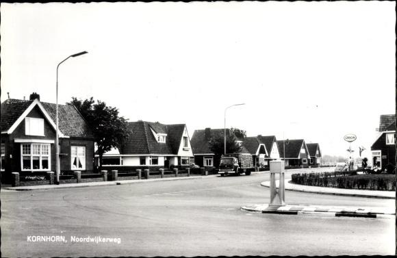 Ak Kornhorn Groningen Niederlande, Noordwijkerweg 0
