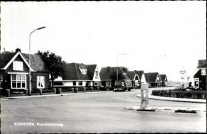 Ak Kornhorn Groningen Niederlande, Noordwijkerweg